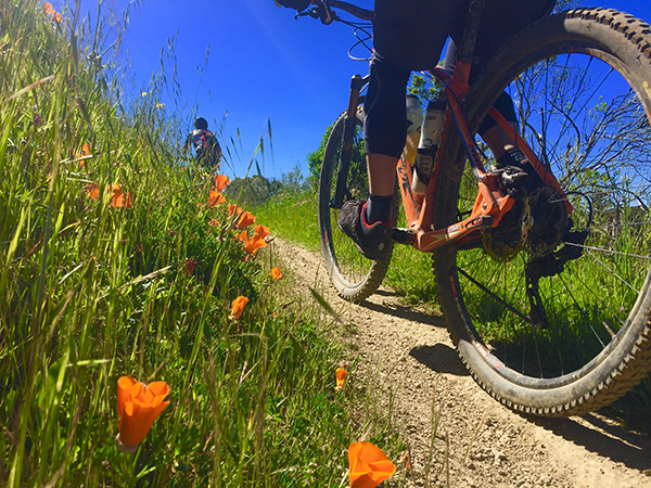Ruben Garcia - Addicting Spring Ride - Russian Ridge Open Space Preserve