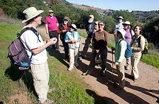 Outdoor Activity Docent © Jack Gescheidt